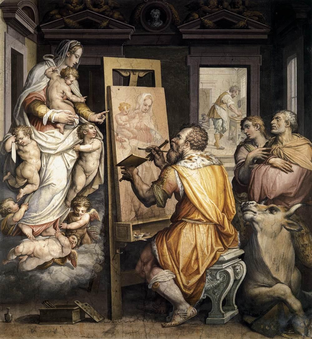 Giorgio_vasari,_san_luca_ritrae_la_vergine,_oratorio_di_san_luca,_annunziata.jpg